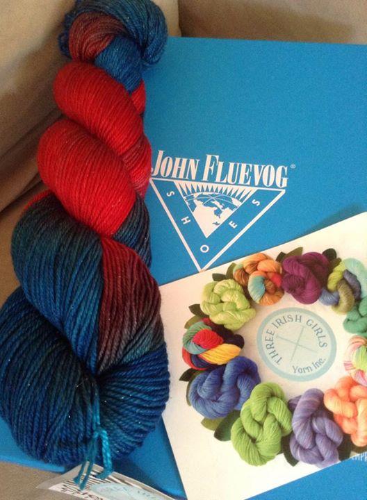 Vog yarn